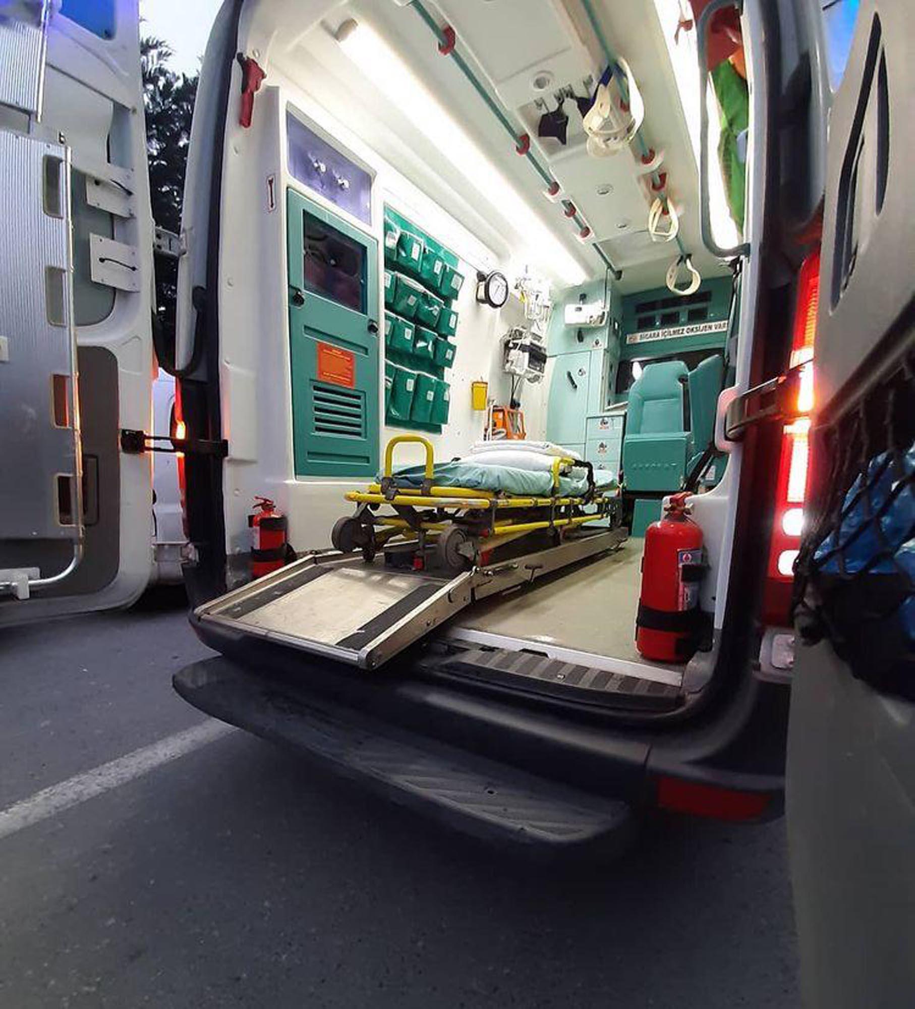Beşiktaş Özel Ambulans