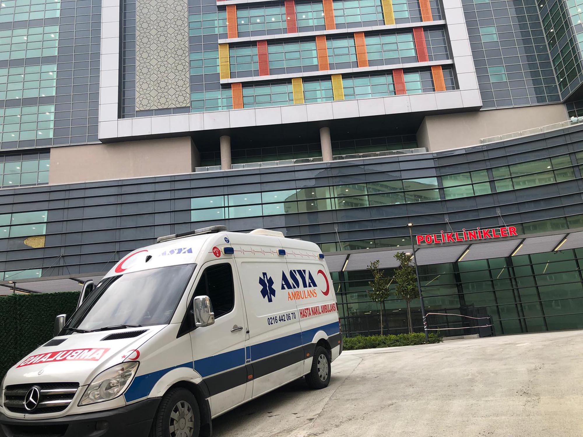 Isparta Özel Ambulans