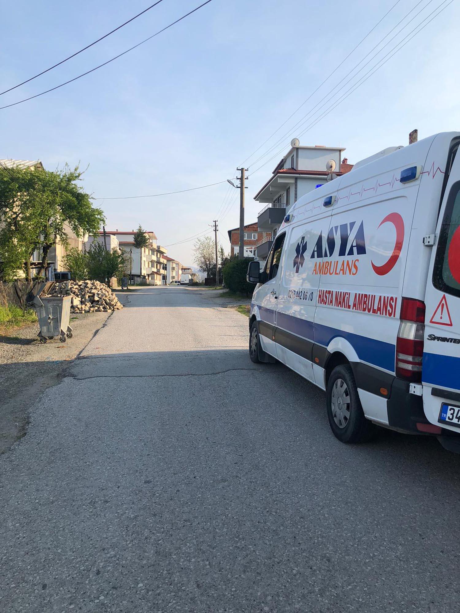 Mersin Özel Ambulans