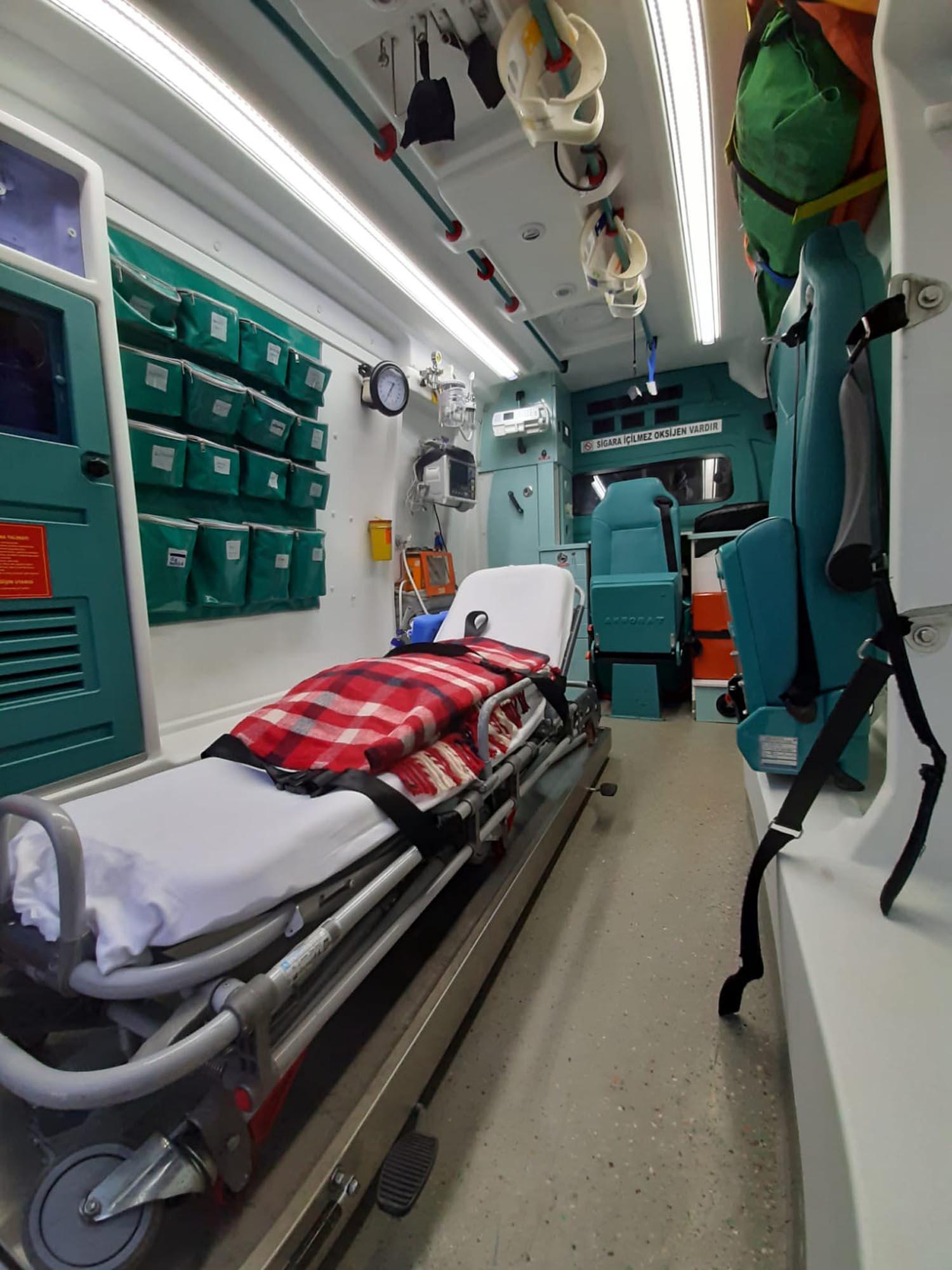 Çanakkale Özel Ambulans