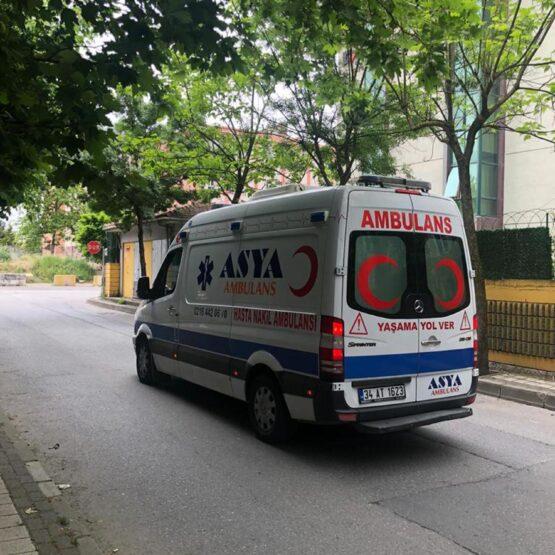 organizasyonlarda özel ambulans