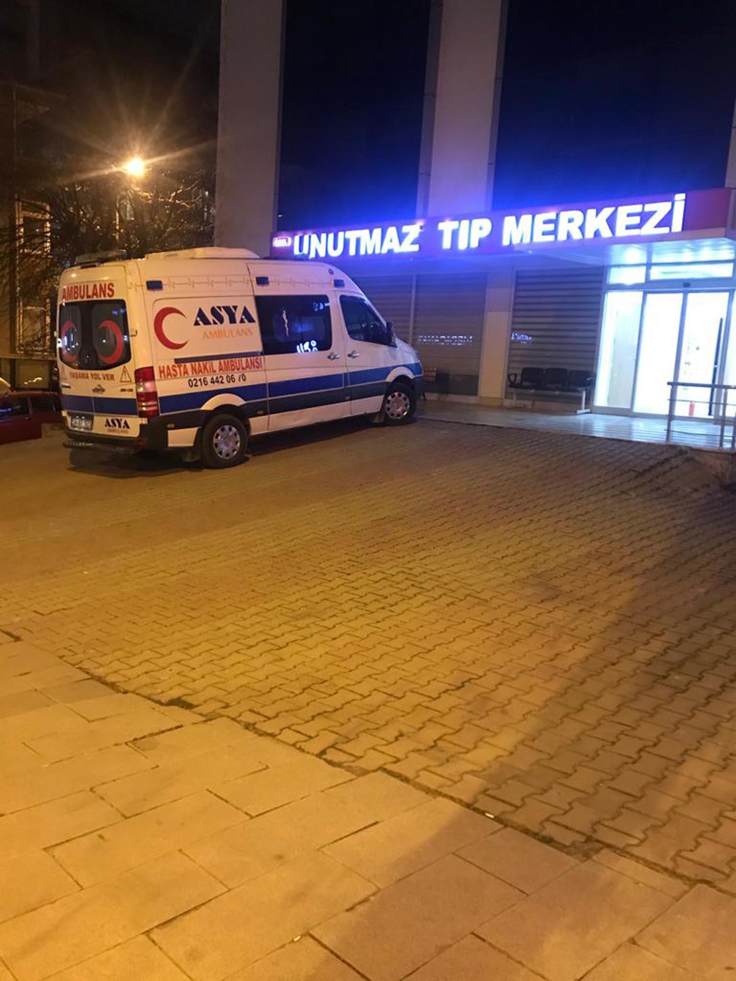Giresun Özel Ambulans