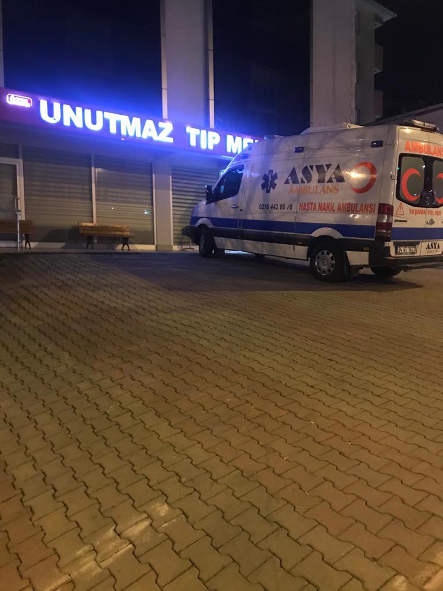 Bolu Özel Ambulans