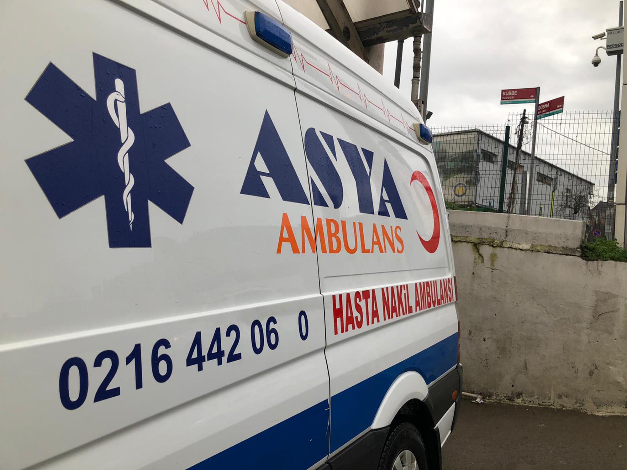 Beykoz Özel Ambulans