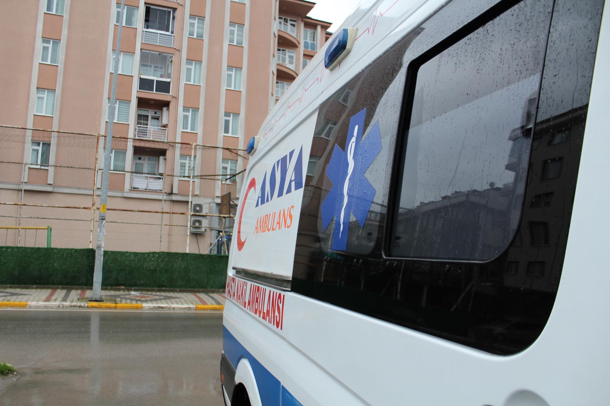 Burdur Özel Ambulans