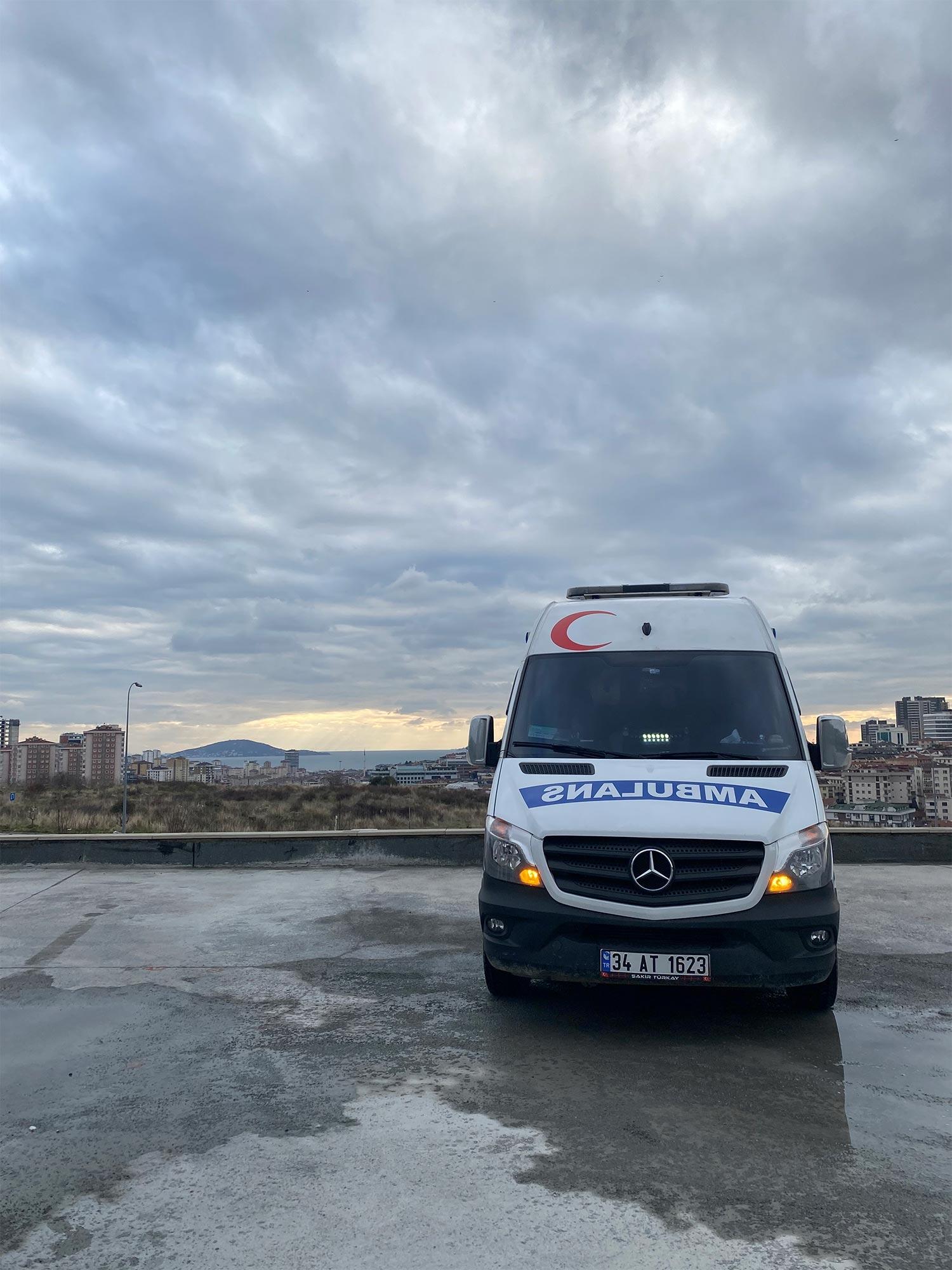 Afyonkarahisar Özel Ambulans