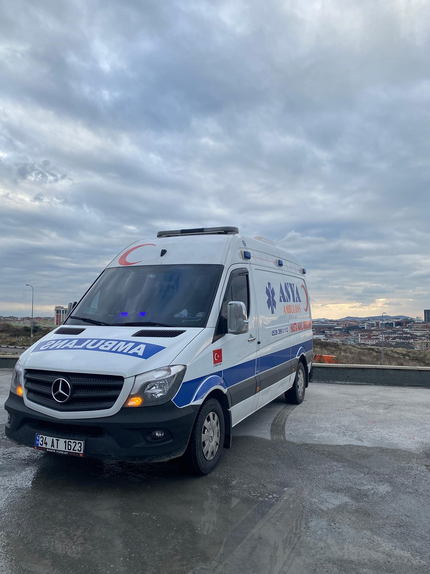 Siirt Özel Ambulans