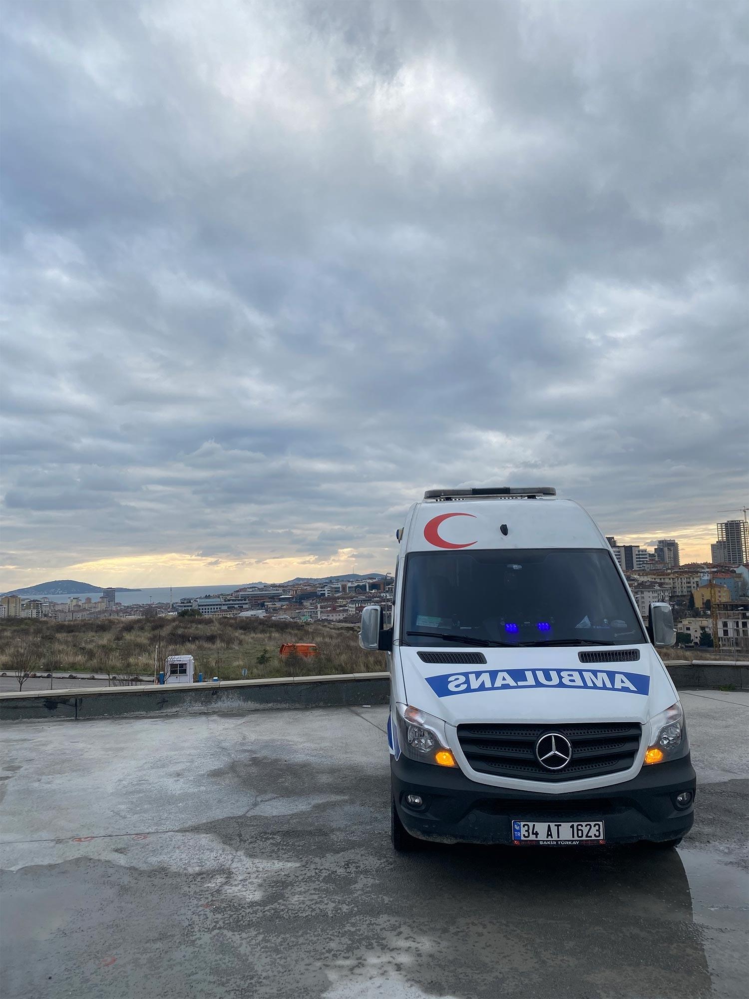 Nevşehir Özel Ambulans