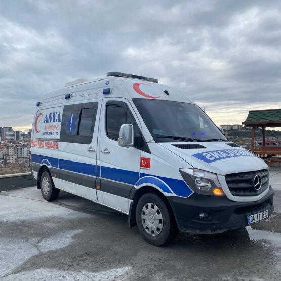Geçmişten Günümüze Ambulans