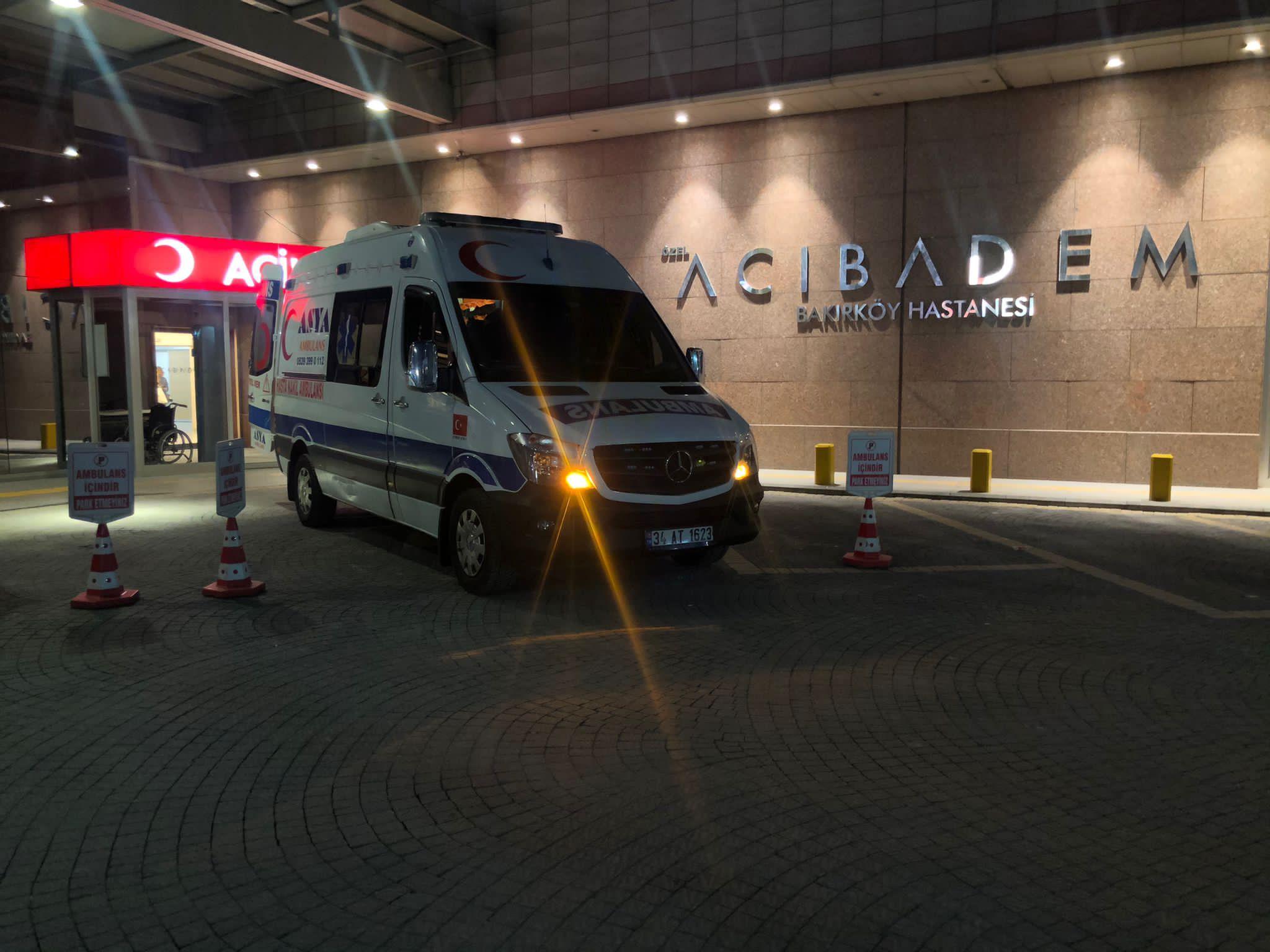 Gaziantep Özel Ambulans
