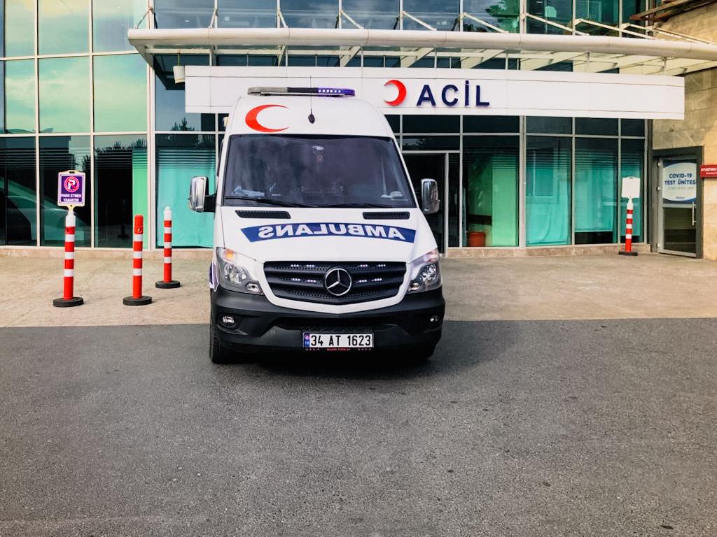 Kahramanmaraş Özel Ambulans