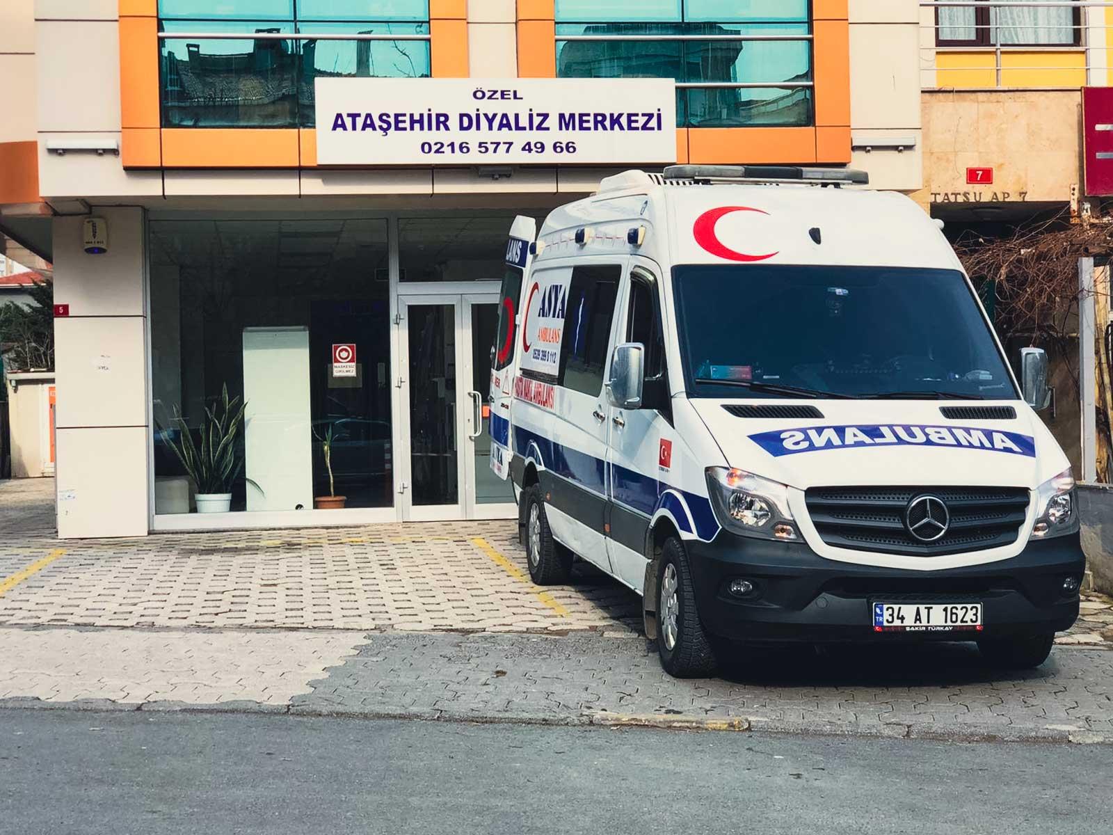 Erzincan Özel Ambulans