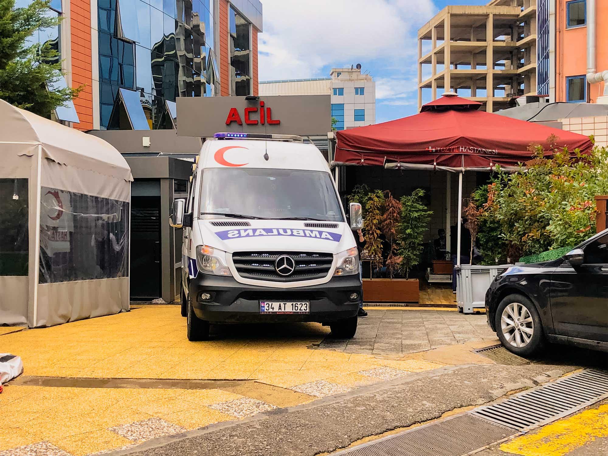 Tokat Özel Ambulans