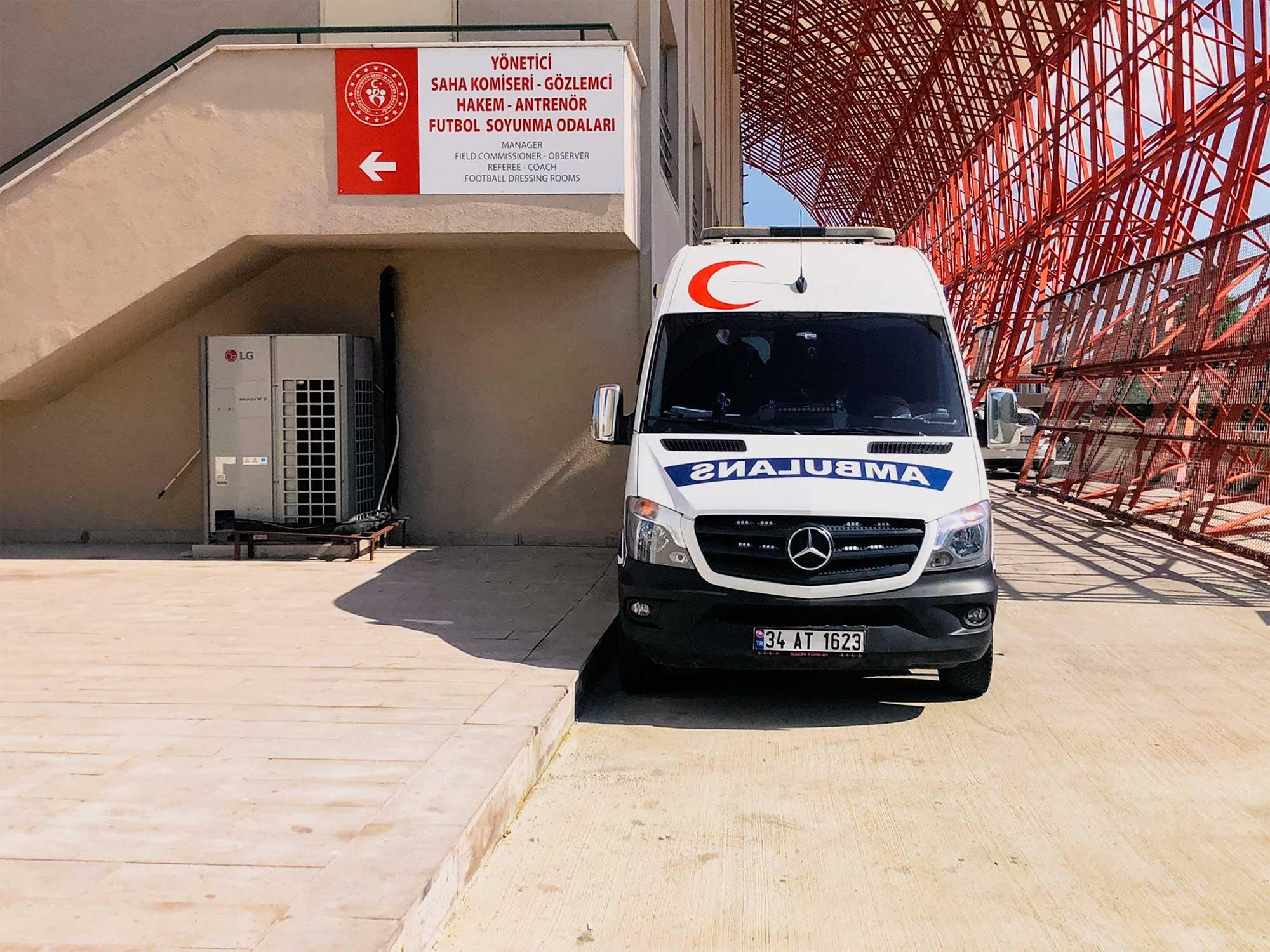 Hakkari Özel Ambulans