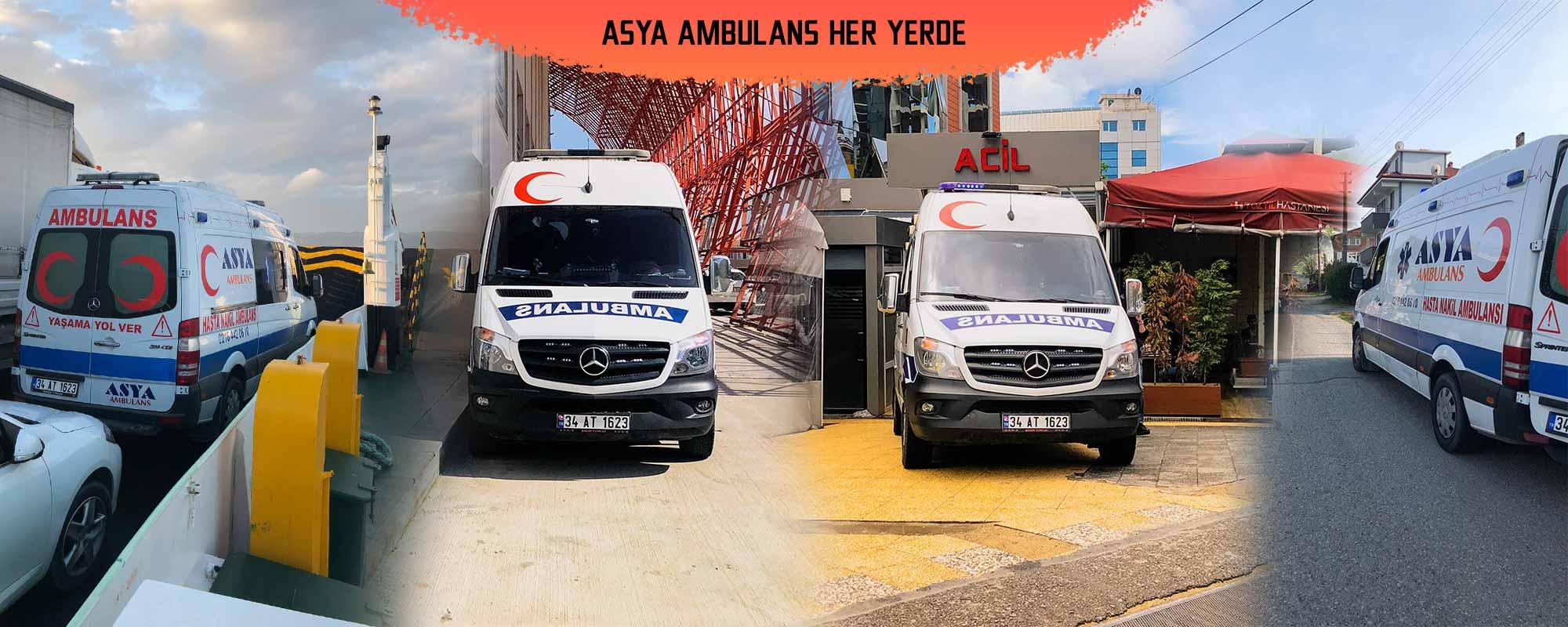 Tunceli Özel Ambulans